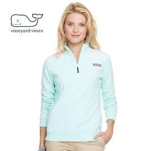 Vineyard Vines Oxford Stripe Shep Shirt Pullover